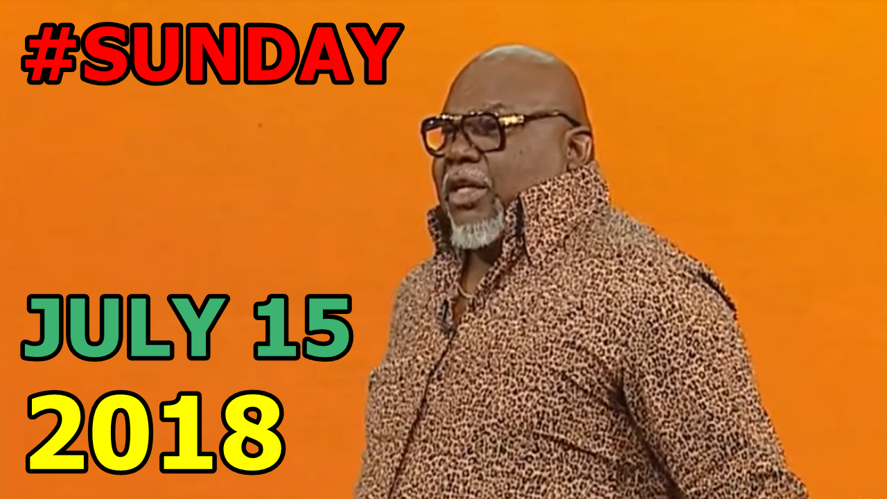 T D  JAKES SERMONS Archives - Bishop T D  Jakes